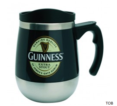 Guinness Travel Mug