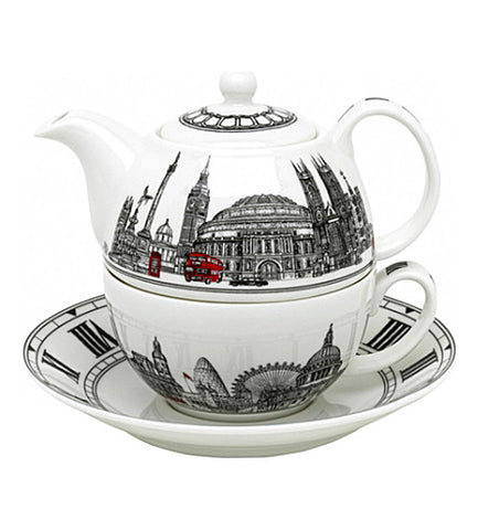 Tea for One - London Icons Teapot
