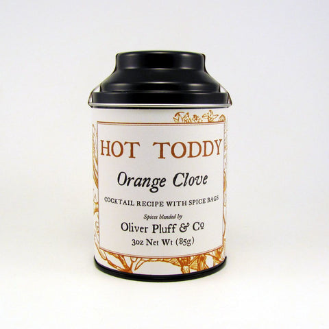 Hot Toddy Orange & Clove Spice Kit  - (makes 3 Gallons)