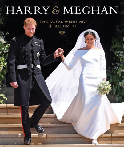 "Harry & Meghan ""The Royal Wedding Album"" Book"