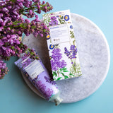 Heathcote & Ivory Flower Blooms Lavender Scented Hand Cream 100ml