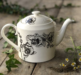Sarah Horne Fine Bone China Teapot