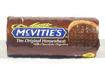 McVities Milk Chocolate Digestive 300g