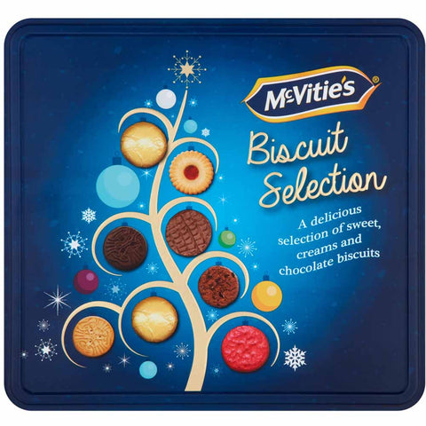 MCVITIES BISCUIT SELECTION 400g