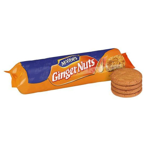 McVities Ginger Nut 250g