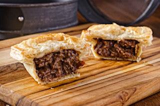 POUCH - Pepper Steak Meat Pie 9oz