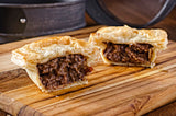 POUCH - Pepper Steak Pie 9oz