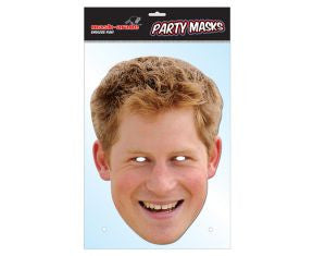 MASK - Prince Harry