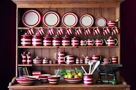 RED CORNISH WARE (Call for details)