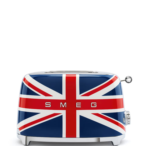 SMEG 2 Slice Toaster LTD EDT Union Jack