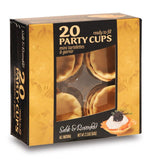 Sable & Rosenfeld Party Cups (20 count)