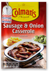 Colman's Sausage & Onion mix