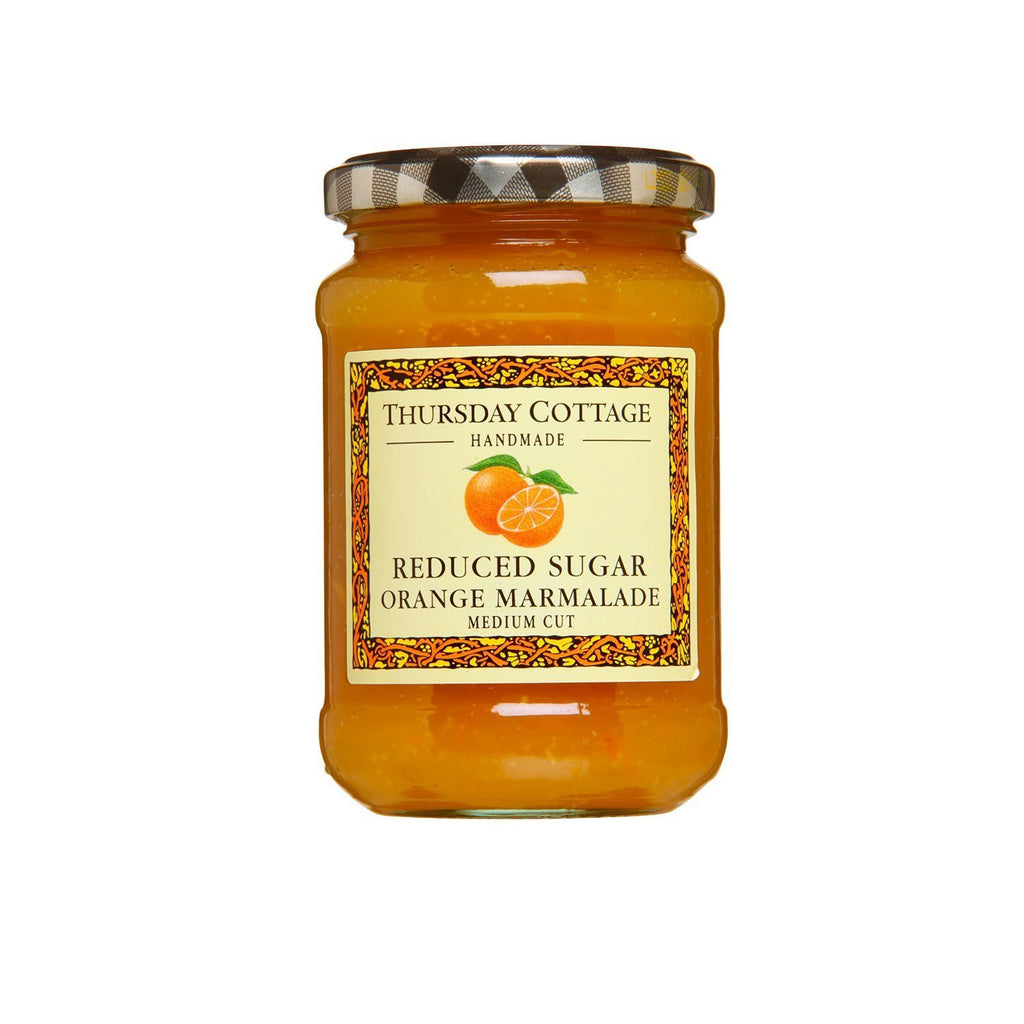 Thursday Cottage Orange Marmalade (reduced sugar) 315g