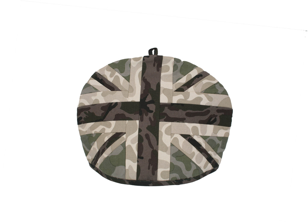 Tea Cozy Union Jack camouflage