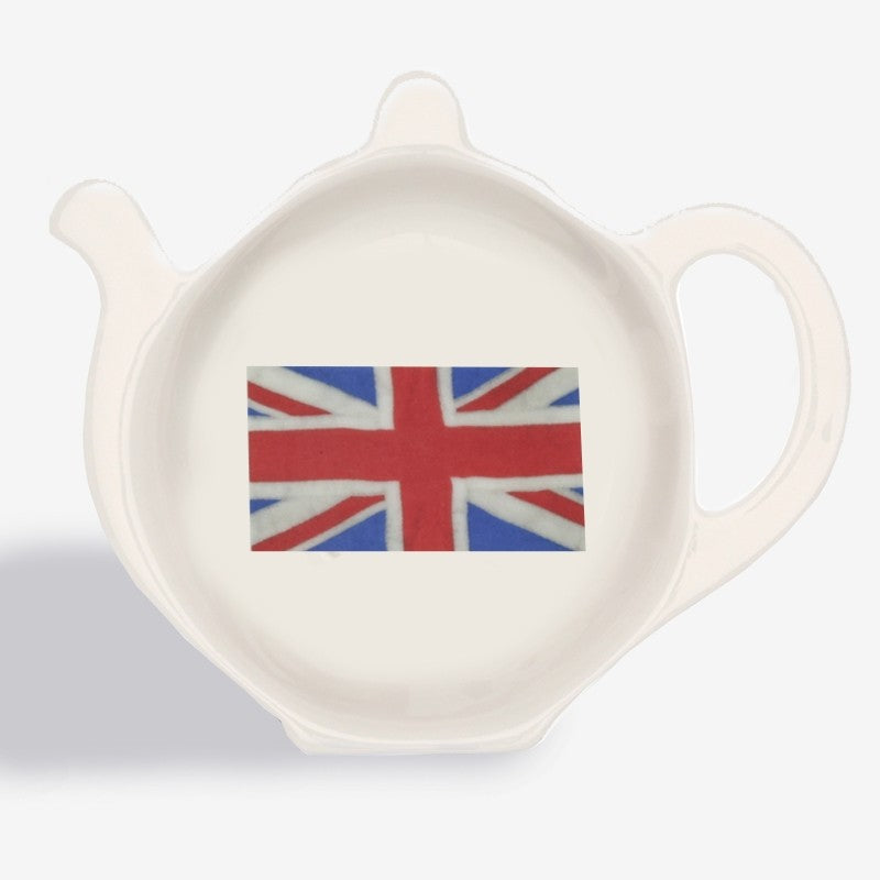 Halcyon Days Union Jack Teabag Tidy