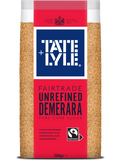 Tate + Lyle Unrefined Demerara Pure Cane Sugar 500g