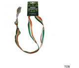 Whistle with Tricolor Lanyard