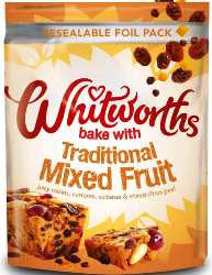 Whitworths Traditional Mixed Fruit 350g