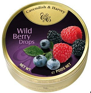 CAVENDISH AND HARVEY WILD BERRY DROPS
