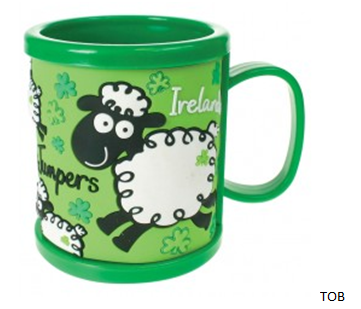 Wooley Jumper Kids Mug