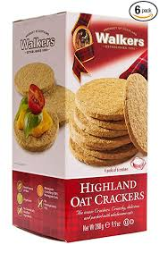 Walkers Highland Oat Crackers 9.9oz