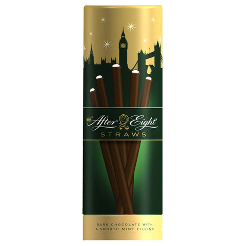 After Eight Straws (110g)