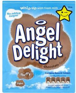 Angel Delight Chocolate Mix 59g