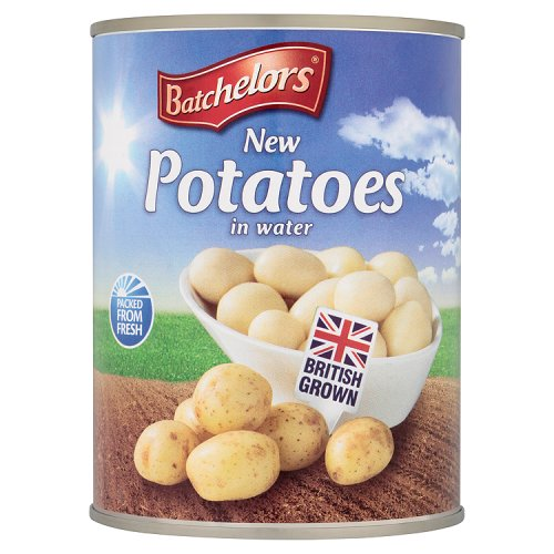 Batchelors New Potatoes (540g)