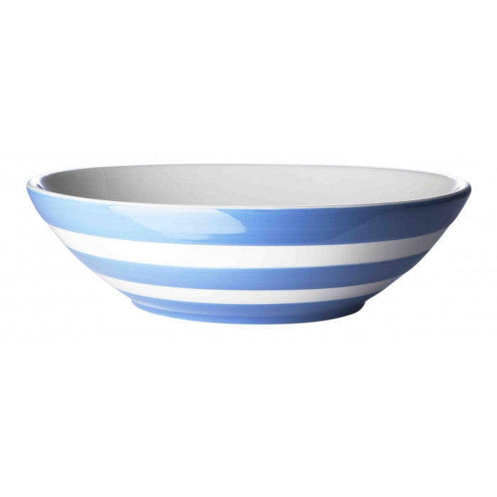 Cornishware Blue Serving Bowl 31cm