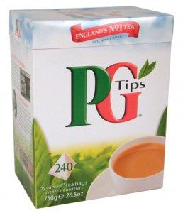 Brooke Bond PG-Tips 240 Bags