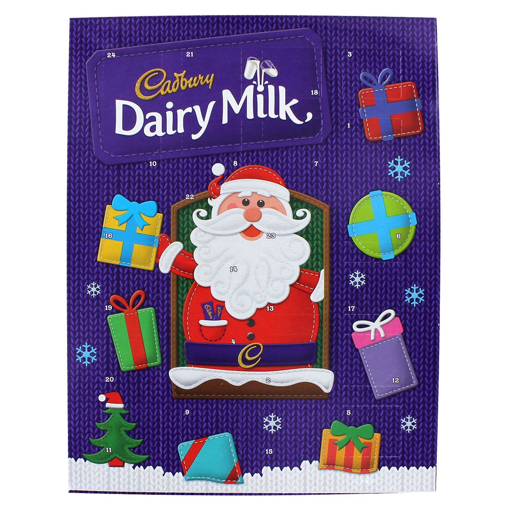 Cadbury Christmas Advent Calendar 2019