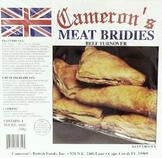 Cameron's Meat Bridies (4 Pk.)
