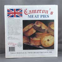 Cameron's Meat Pies (4 Pk.)