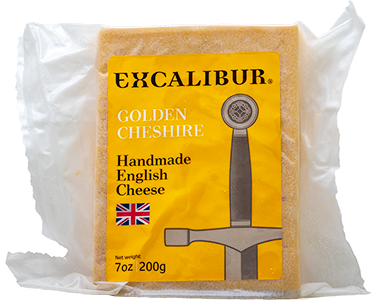 CHEESE - GOLDEN CHESHIRE 200g