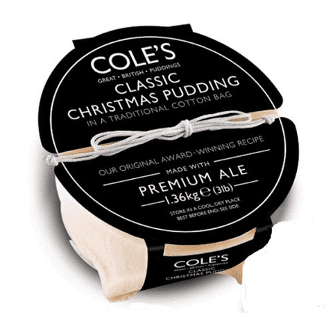 coles christmas pudding 1.36kg