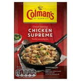 Colman's Chicken Supreme (38g)