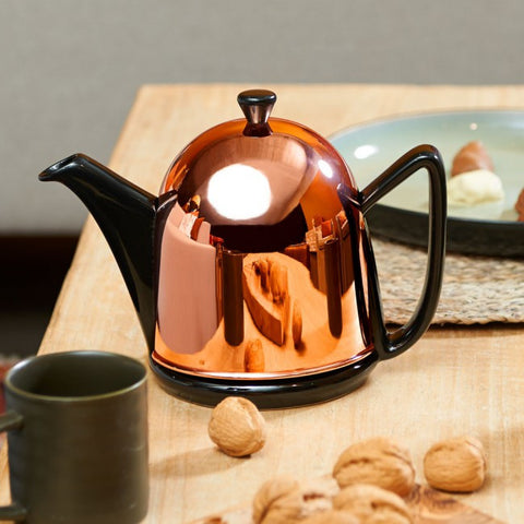 Teapot -  Cosy Manto copper cover ,1L