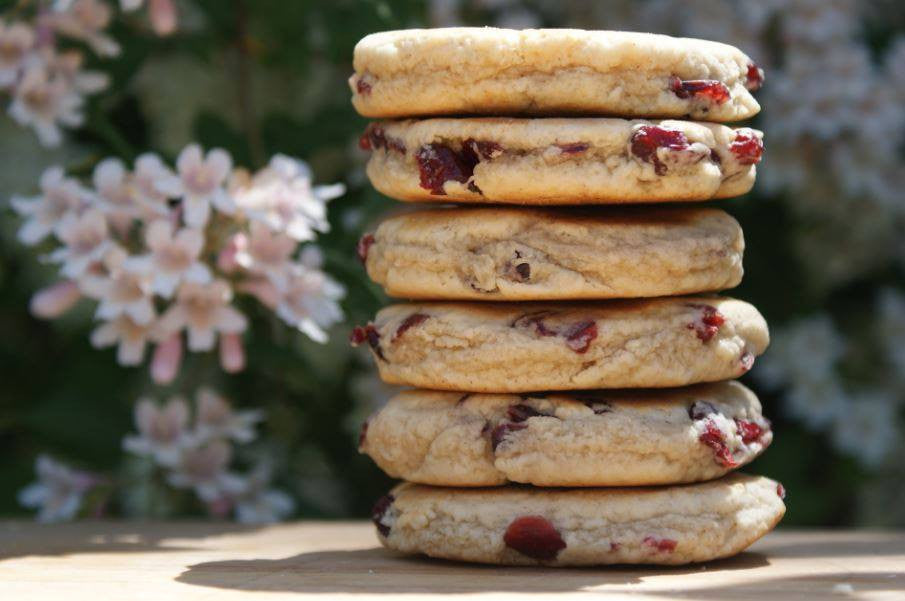 Copper Kettle Cranberry Welsh cakes