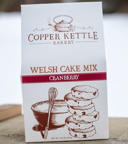 Copper Kettle Cranberry Welsh Cake Mix