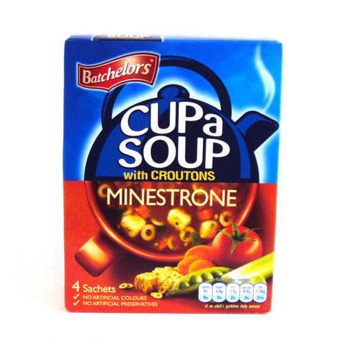 "Batchelors Cup a Soup ""Minestrone"" (4)"