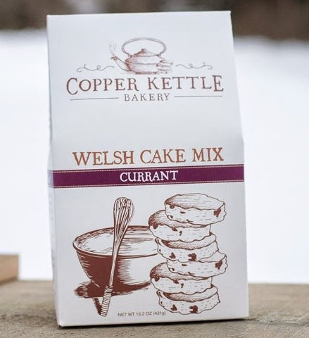 Copper Kettle Currant Welsh Cake Mix