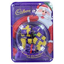 Cadburys Chocolate Tree Decorations (8)