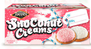 Jacobs Snoconut Creams