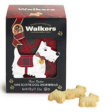 Walkers Mini Scottie Shortbread 150g