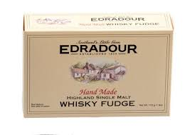 Edradour Whisky Fudge Box 170g