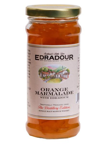 Edradour Orange Marmalade with Edradour 340g