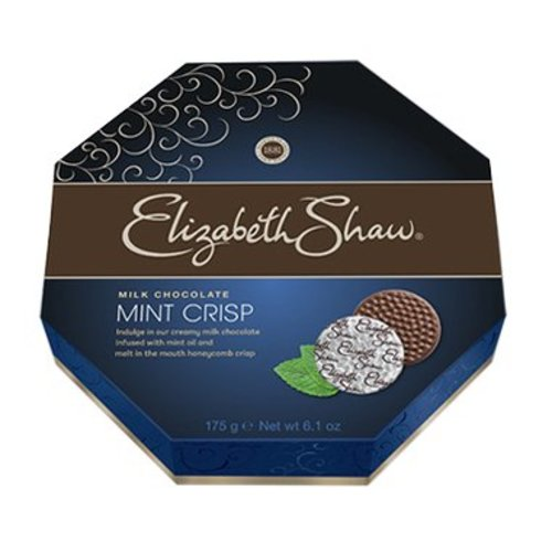 Elizabeth Shaw Milk Chocolate Mint Crisp