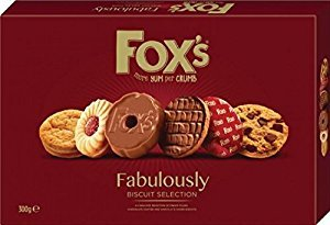 Fox's Fabulously Biscuits (550g)