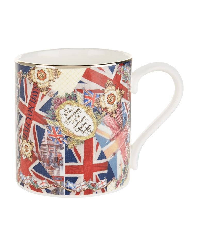 Halcyon Days Glorious Reign Mug