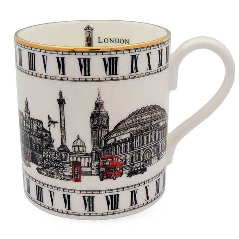 Halcyon Days London Icons Mug